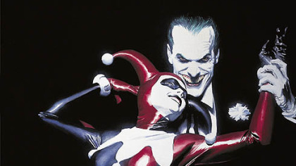 'Tango With Evil,' by Alex Ross.  1999.