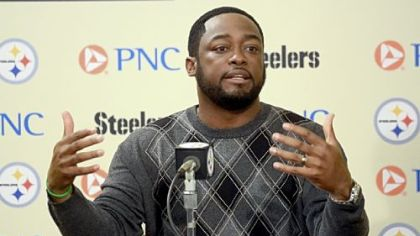 "Mike Tomlin - ""We intend to prepare with the men that we have."""