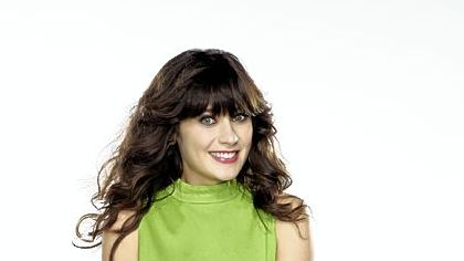 "Zooey Deschanel is oddball adorable in ""New Girl."""