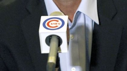 Dale Sveum will take over the Chicago Cubs manager position.