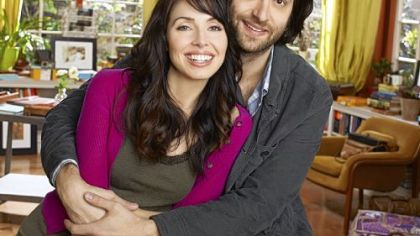 Whitney Cummings and Chris D'Elia.