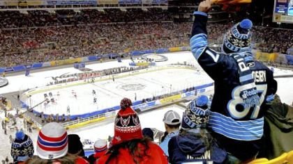 The Winter Classic at Heinz Field was No. 6 in Washington's Pittsburgh winning streak.