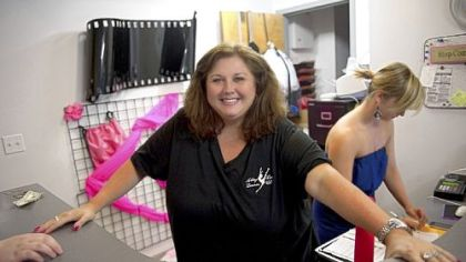 Abby Lee Miller, dance instructor on Lifetime&#039;s &quot;Dance Moms&quot;