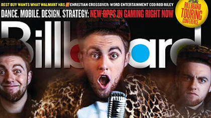 Mac Miller Billboard cover.
