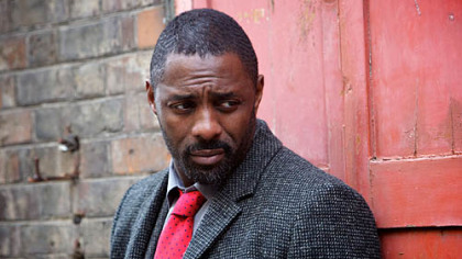 "Luther, portrayed by Idris Elba, is still an intense character in the second season of ""Luther."""