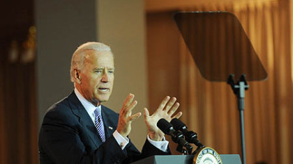 Vice President Joe Biden discusses the Obama administration&#039;s jobs plan and student loan relief.