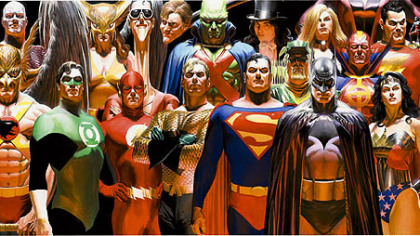 'Justice' by Alex Ross. 2006