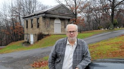 Gary Streiner is trying to raise money and save the Evans City cemetery chapel featured in the movie &quot;Night of the Living Dead.&quot; It is set to be demolished.