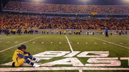 Perhaps no Backyard Brawl in the past decade was as meaningful -- or as stunning -- as Pitt's 13-9 win in Morgantown, W.Va., to end the 2007 season. The victory by Pitt knocked West Virginia out of a likely shot at playing for the BCS national championship.