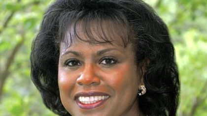 "Anita Hill, author of ""Reimagining Equality."""