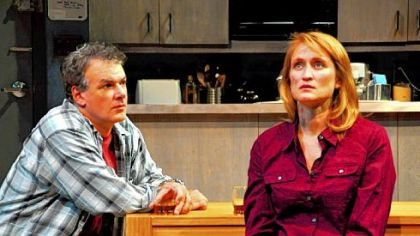 "In ""Time Stands Still"" at City Theatre, Andrew May and Angela Reed face challenging relationships."