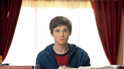 "Logan Lerman stars in ""The Perks of Being a Wallflower."""