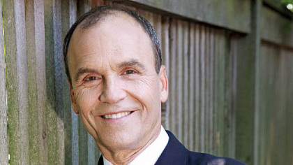 Author and attorney Scott Turow