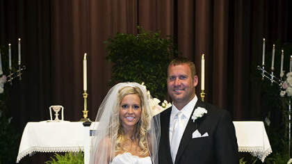 Mr. and Mrs. Ben Roethlisberger